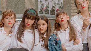 """Celia i les seves amigues a """"Las niñas"""""""