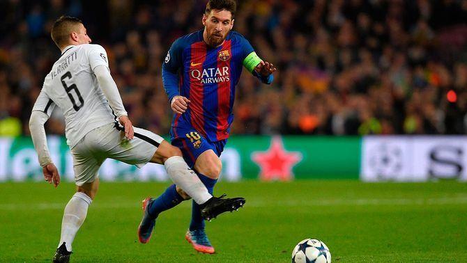 """Marco Verratti: """"És clar que m'agradaria jugar amb Messi"""""""
