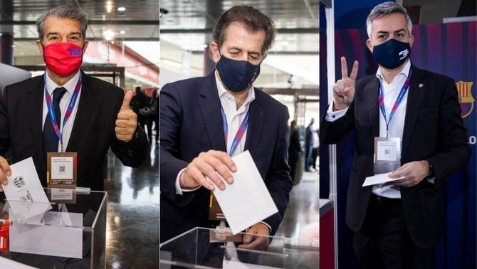 """""""Són les eleccions més importants de la història del Barça"""""""