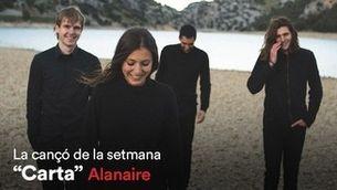 """Alanaire: """"Carta""""/Cançó de la setmana icat 15-21.03.21 Web"""