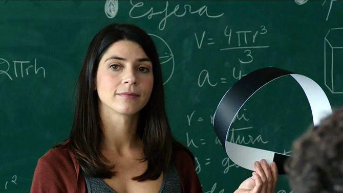 "Aida Oset a ""Moebius"", la nova sèrie de TV3"