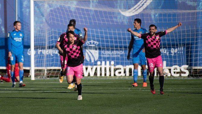 El Sabadell empata a Fuenlabrada i se situa a dos punts de la permanència (2-2)