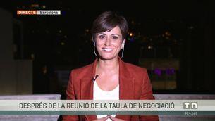 """Entrevista a la ministra Isabel Rodríguez: """"Clarament, hi ha un conflicte polític"""""""