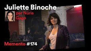 Juliette Binoche, per Núria Gago: emocions ferides