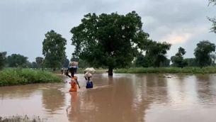 Les greus inundacions al Sudan del Sud provoquen la mort d'un centenar de persones