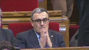 El Parlament aprova la Declaració de Sobirania