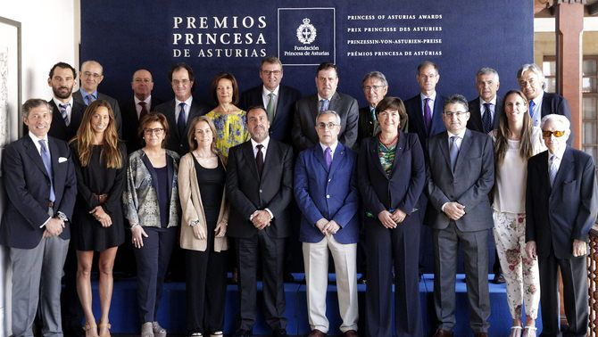 El jurat anuncia els sis finalistes del Premi Princesa d'Astúries dels esports