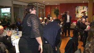 La Comissió de la Dignitat premia els informatius de TV3 i Catalunya Ràdio i el diari Público