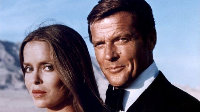Sessió doble de Bond, James Bond