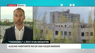 """""""Txernòbil"""": l'èxit d'un desastre"""