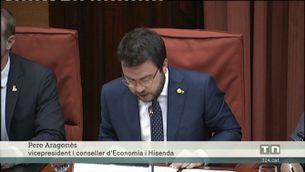 La Generalitat portarà als tribunals el govern Sànchez per reclamar 1.300 milions