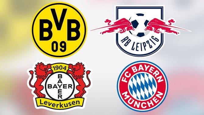 Quatre clubs de la Bundesliga creen un fons de solidaritat per ajudar la resta d'equips