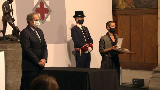 Les Creus de Sant Jordi 2020 premien el món de la cultura: consulta tots els guardonats