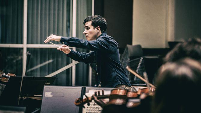 Catalunya Música ofereix el concert matinal de l'OBC en directe des de L'Auditori