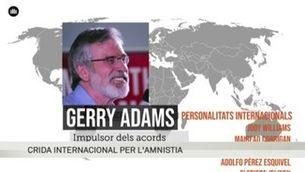 50 personalitats internacionals firmen un manifest d'Òmnium per l'amnistia dels presos