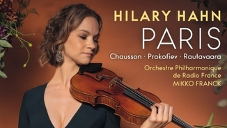 """Paris"", el nou disc de Hilary Hahn"