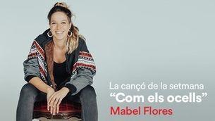 """Cançó de la setmana d'iCat: """"Com els ocells"""", de Mabel Flores"""