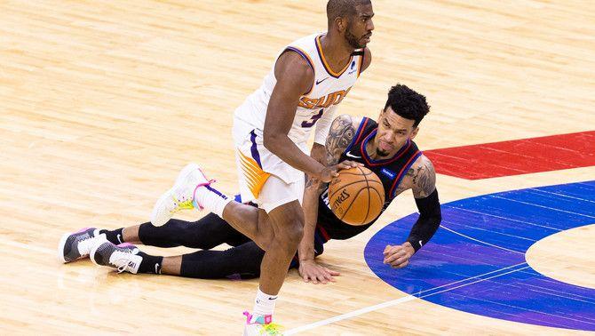 Philadelphia Sixers i Brooklyn Nets acusen el pes de les seves baixes