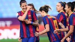 El Barça, focalitzat en la final de la Champions