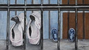"""Mares empresonades i separades dels fills: """"El cos ho aguanta tot però el cor, no"""""""
