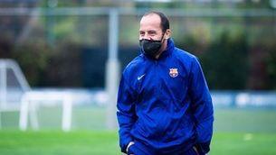 Lluís Cortés no seguirà al Barça la propera temporada