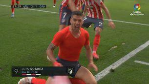 Resum de l'Atlètic - Osasuna (2-1)
