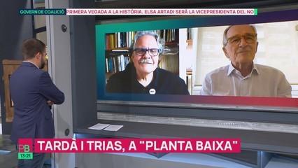"""Joan Tardà: """"Si ERC hagués tret un vot menys que Junts, ja faria mesos que hi hauria govern"""""""