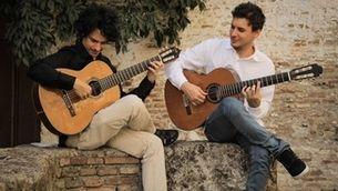 """""""Audicions íntimes"""" amb el Pyrophorus Guitar Duo"""