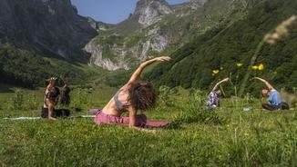 Imatge de:Mes del Benestar a l'Aran per atreure un turisme vinculat a la salut mental i la natura