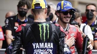 Imatge de:MotoGP Texas: Bagnaia, l'home més en forma