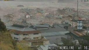Les imatges del terratrèmol