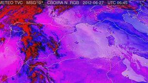 Arriba l'onada de calor a Catalunya