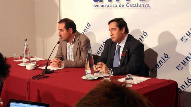 UDC aposta per obrir converses amb totes les formacions del Parlament, incloent-hi el PP Català