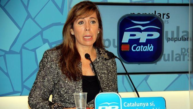 Imatge d'arxiu d'Alícia Sánchez-Camacho (Foto: ACN)