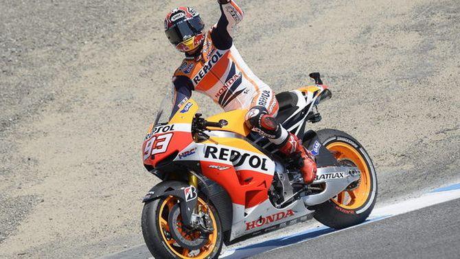 Marc Márquez guanya a Laguna Seca i es consolida en el lideratge del Mundial de MotoGP