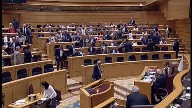 Un Senat amb majoria absoluta del PP afegeix dificultats a la governabilitat