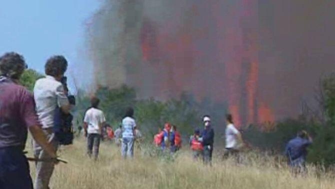 L'Audiència de Barcelona ratifica la condemna a Endesa pel gran incendi del Berguedà del 1994
