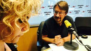Mònica Terribas i Xavier Domènech