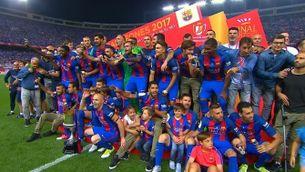 Campions de Copa! Els gols del Barça-Alabès