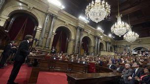 La CUP proposarà un ple per proclamar la república