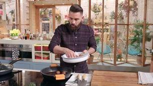 Mandonguilles amb pèsols