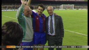 Mor Quini, exjugador de l'Sporting i del Barça