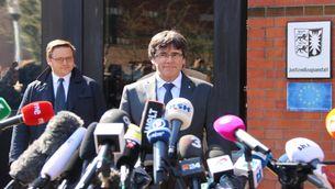Carles Puigdemont a Alemanya