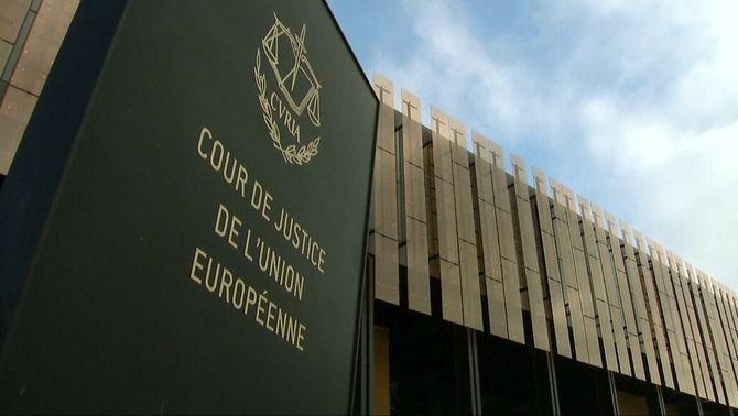 Seu del Tribunal de Justícia de la Unió Europea a Luxemburg