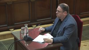 El Suprem obre la porta a consultar la justícia europea sobre la immunitat de Junqueras
