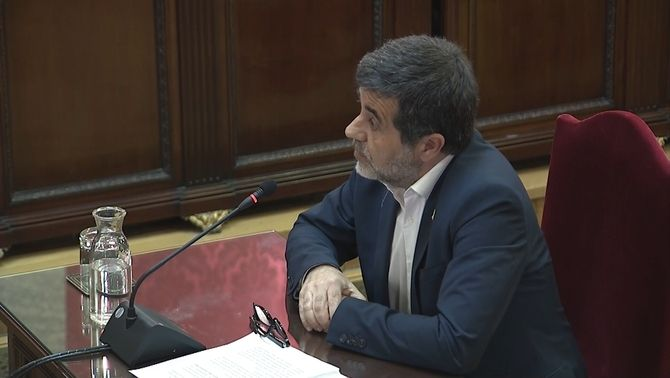 """Sànchez, to the court: """"You have a responsibility, namely, not to make the political crisis any more severe"""""""