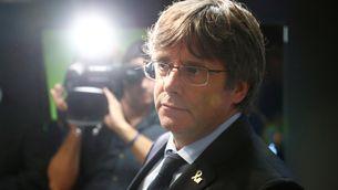 """Puigdemont: """"Empoderem-nos ara que ja sabem que l'Estat ni dialoga ni fa justícia"""""""