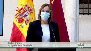Trontolla la moció de censura presentada per Ciutadans i PSOE a Múrcia