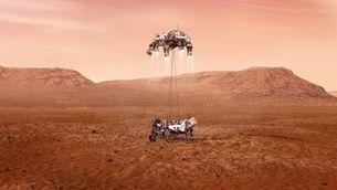 La NASA produeix oxigen a Mart, un pas necessari per a missions humanes en aquest planeta