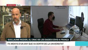 Guillaume Rozier, el crac de les dades Covid a França